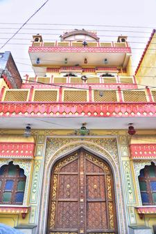 Hotel Baba Haveli - Jaipur - Toà nhà
