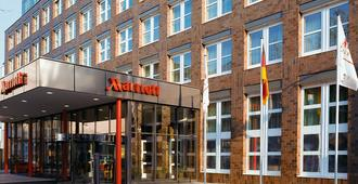 Cologne Marriott Hotel - Köln - Bangunan