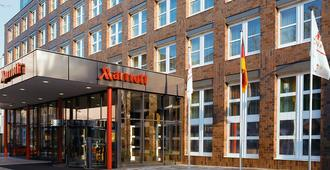Cologne Marriott Hotel - Köln - Rakennus