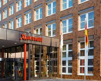 Cologne Marriott Hotel - Кельн - Building