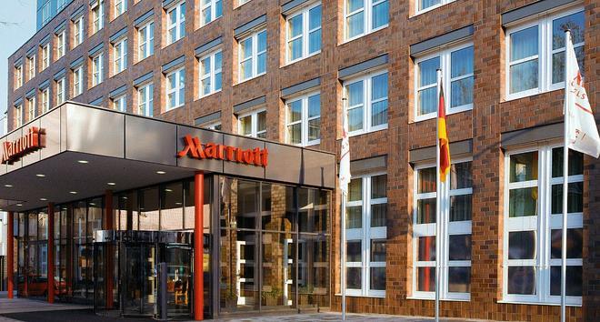 Cologne Marriott Hotel - Köln - Rakennus