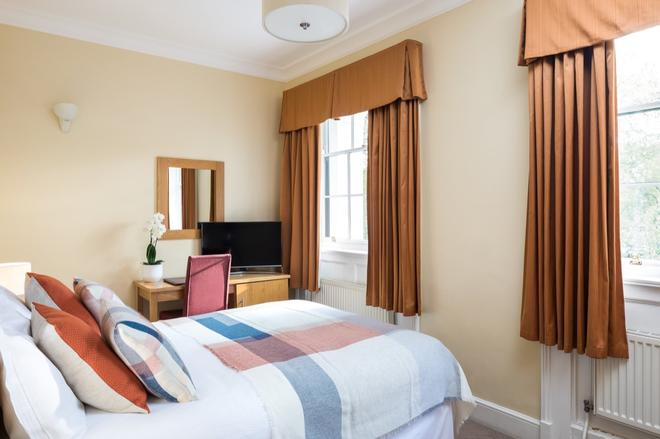 The Goodenough on Mecklenburgh Square - London - Bedroom