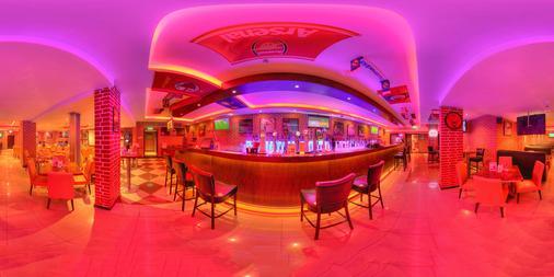 卡拉馬財富酒店 - 杜拜 - 酒吧