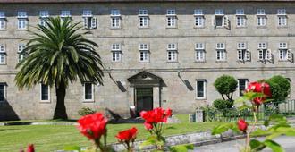 San Francisco Hotel Monumento - Santiago de Compostela - Rakennus