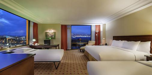Hilton Istanbul Bosphorus - Istanbul - Bedroom