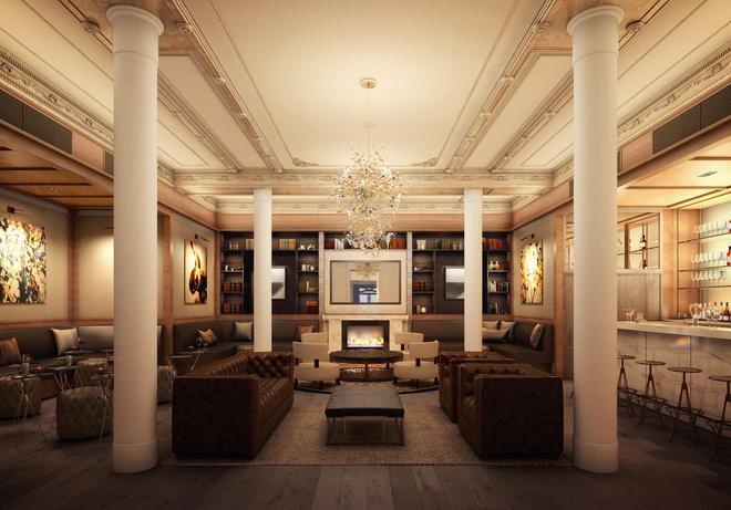 HGU 紐約酒店 - 紐約 - 紐約 - 休閒室