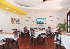 Pousada Enseada Dos Golfinhos - Pipa - Εστιατόριο