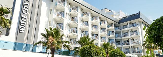 Smartline White City Beach - Alanya - Edificio