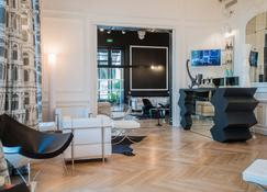 Art Hotel Tours - Rochecorbon - Lobby