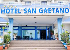 Hotel San Gaetano - Grisolia - Rakennus