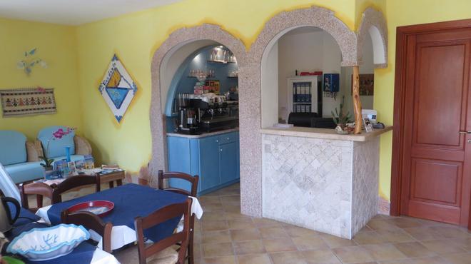 Il Viandante - San Teodoro - Lounge