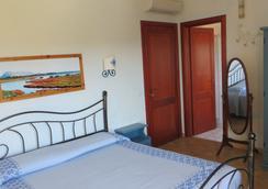 Il Viandante - San Teodoro - Phòng ngủ