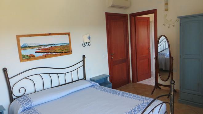 Il Viandante - San Teodoro - Schlafzimmer