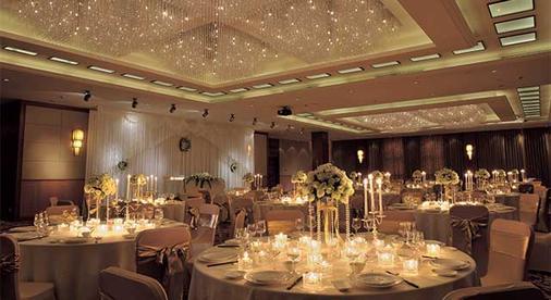 Broadway Mansions Hotel - Shanghai - Banquet hall