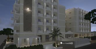 Litoraneo Suite Hotel - Rimini - Edifício