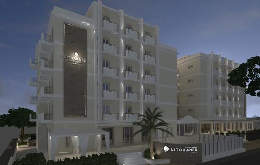 Litoraneo Suite Hotel - Rimini - Toà nhà