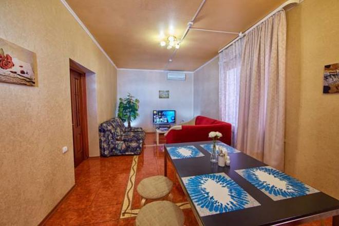 Hostel on Kostyleva - Krasnodar - Dining room