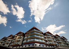 Hotel Bukovina - Буковина Татранська - Будівля