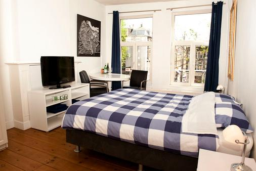 Canal guesthouse since 1657 - Amsterdam - Bedroom