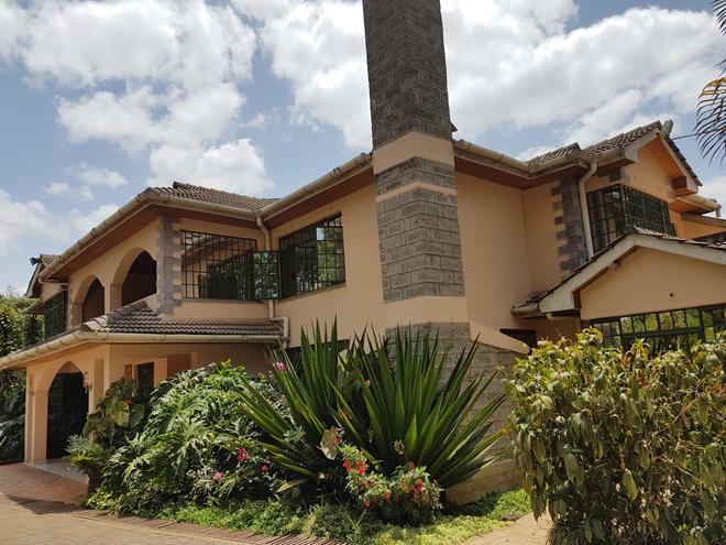 Spurwing Guest House - Nairobi - Building