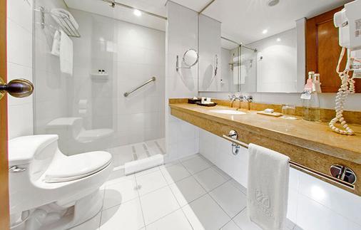 Hotel Morrison 84 - Bogotá - Phòng tắm