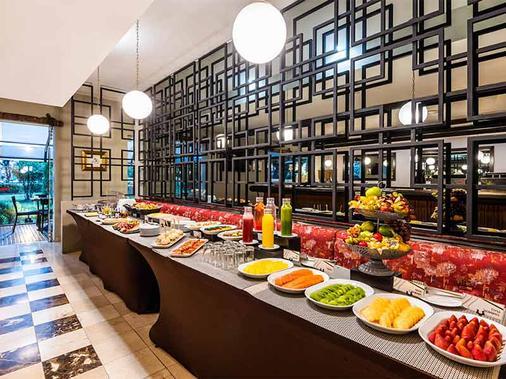 Hotel Morrison 84 - Bogotá - Buffet