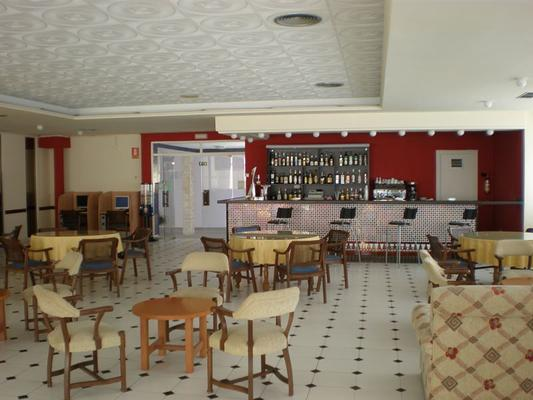 Hotel Kristal - Torremolinos - Bar