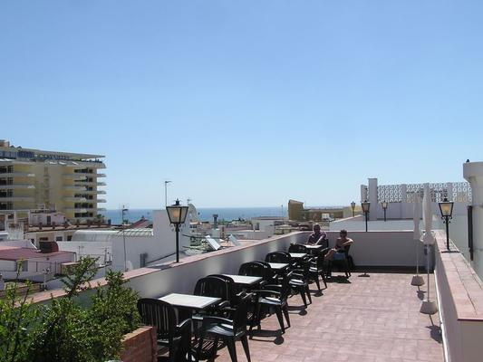 Hotel Kristal - Torremolinos - Restaurante