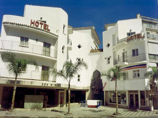 Hotel Kristal - Torremolinos - Κτίριο