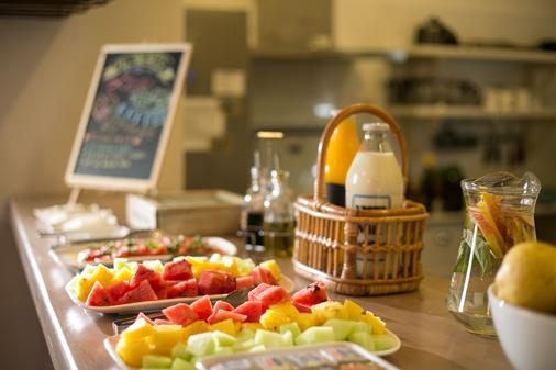 Casa Galos Hotel & Lofts - Valparaíso - Buffet