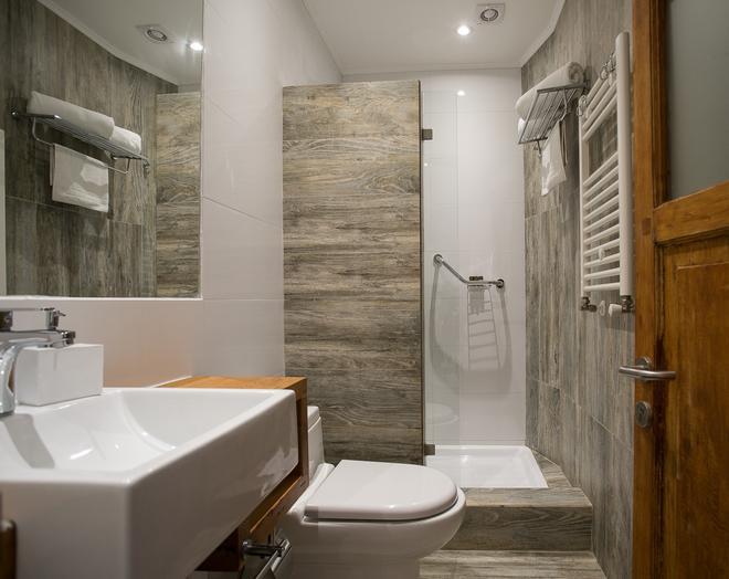 Casa Galos Hotel & Lofts - Valparaíso - Bathroom