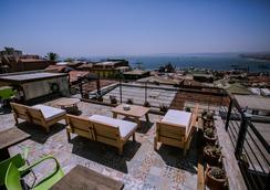 Casa Galos Hotel & Lofts - Valparaíso - Kattoterassi