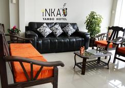 Inka's Tambo Hotel - Cusco - Living room
