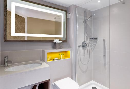 DoubleTree by Hilton London - Hyde Park - London - Bathroom