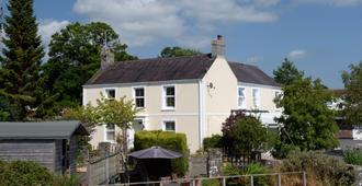 Manordaf B&B - Carmarthen - Building