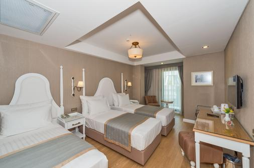 Hanna Hotel - Istanbul - Bedroom