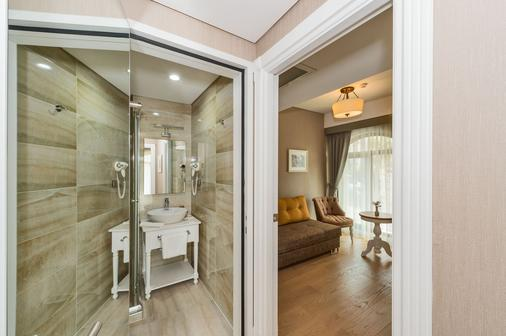 Hanna Hotel - Istanbul - Bathroom