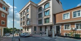 Hanna Hotel - Estambul - Edificio