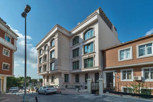 Hanna Hotel - Istanbul - Building