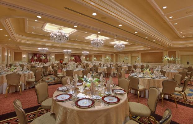 小美洲酒店 - 鹽湖城 - 鹽湖城 - 宴會廳
