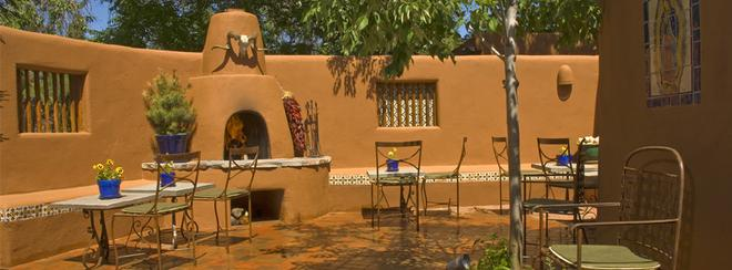 Santa Fe Motel and Inn - Santa Fe - Patio