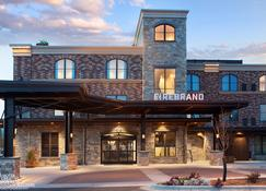 The Firebrand Hotel - Whitefish - Building