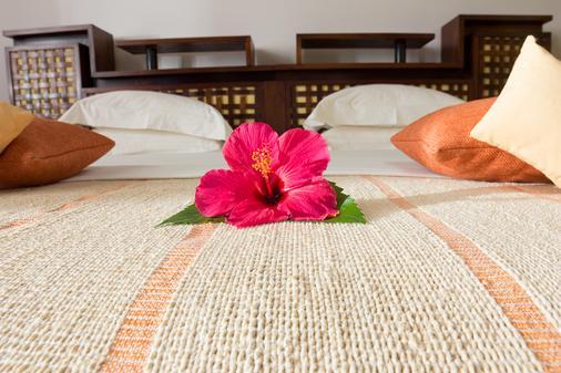 Ravintsara Wellness Hotel - Nosy Be - Schlafzimmer