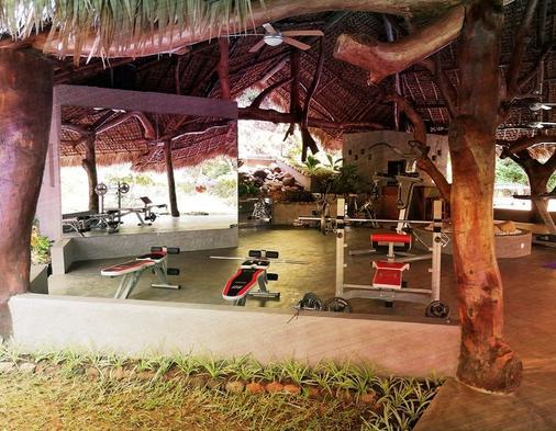 Ravintsara Wellness Hotel - Nosy Be - Bad