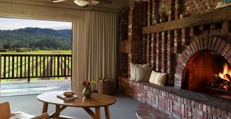 Harvest Inn - Saint Helena - Living room