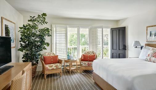 Hotel Carmel - Carmel-by-the-Sea - Phòng ngủ
