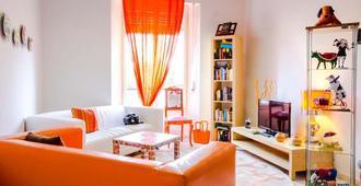 Albergo Villa Gaia - Chianciano Terme - Living room