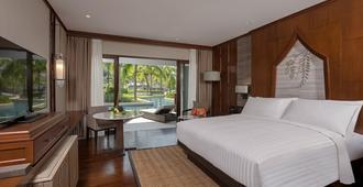 Phuket Marriott Resort and Spa, Nai Yang Beach - Пхукет - Спальня