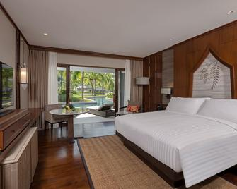 Phuket Marriott Resort and Spa, Nai Yang Beach - Phuket City - Bedroom