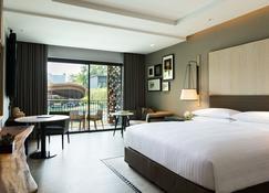 Hua Hin Marriott Resort and Spa - Hua Hin - Bedroom